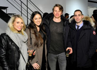 Never Said Never exhibition opening at Joseph Gross Gallery #87