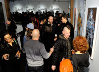 Never Said Never exhibition opening at Joseph Gross Gallery #106