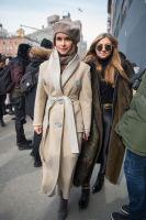 New York Fashion Week Street Style: Day 2 #3