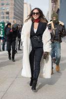 New York Fashion Week Street Style: Day 2 #13