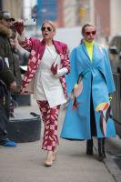 New York Fashion Week Street Style: Day 2 #15