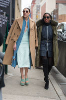 New York Fashion Week Street Style: Day 2 #17