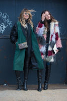 New York Fashion Week Street Style: Day 3 #12