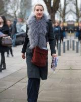 London Fashion Week Street Style AW16 #4