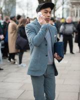 London Fashion Week Street Style AW16 #23