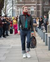 London Fashion Week Street Style AW16 #1