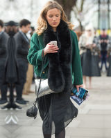 London Fashion Week Street Style AW16 #7