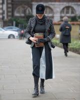 London Fashion Week Street Style AW16 #8