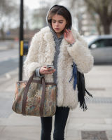 London Fashion Week Street Style AW16 #2
