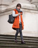 London Fashion Week Street Style AW16 #12