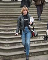 London Fashion Week Street Style AW16 #5