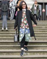 London Fashion Week Street Style AW16 #17