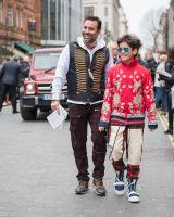 London Fashion Week Street Style AW16 #14
