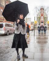 London Fashion Week Street Style AW16 #21