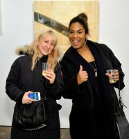 Literally Balling Exhibition Opening at Joseph Gross Gallery #22