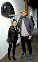Literally Balling Exhibition Opening at Joseph Gross Gallery #33