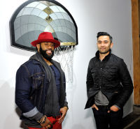 Literally Balling Exhibition Opening at Joseph Gross Gallery #34
