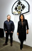 Literally Balling Exhibition Opening at Joseph Gross Gallery #47