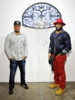 Literally Balling Exhibition Opening at Joseph Gross Gallery #59