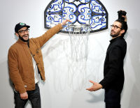 Literally Balling Exhibition Opening at Joseph Gross Gallery #86