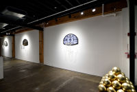 Literally Balling Exhibition Opening at Joseph Gross Gallery #99