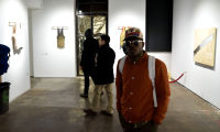 Literally Balling Exhibition Opening at Joseph Gross Gallery #113