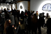 Literally Balling Exhibition Opening at Joseph Gross Gallery #126