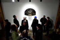 Literally Balling Exhibition Opening at Joseph Gross Gallery #143