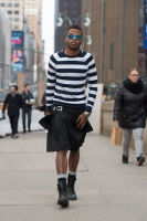 New York Fashion Week Street Style: Day 1 #13