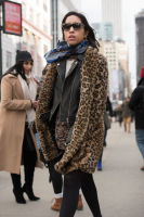 New York Fashion Week Street Style: Day 1 #11