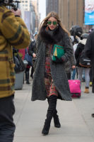 New York Fashion Week Street Style: Day 1 #10