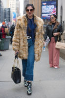 New York Fashion Week Street Style: Day 1 #20