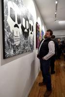Jonathan Lindsay solo exhibition opening #6