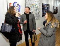 Jonathan Lindsay solo exhibition opening #29