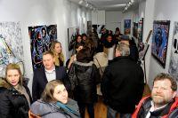 Jonathan Lindsay solo exhibition opening #39
