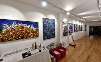 Jonathan Lindsay solo exhibition opening #97