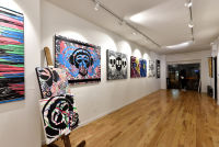 Jonathan Lindsay solo exhibition opening #103