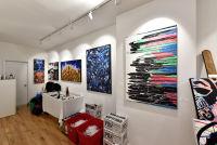 Jonathan Lindsay solo exhibition opening #98