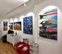 Jonathan Lindsay solo exhibition opening #104