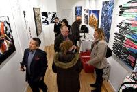 Jonathan Lindsay solo exhibition opening #113