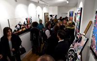 Jonathan Lindsay solo exhibition opening #110