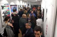 Jonathan Lindsay solo exhibition opening #119