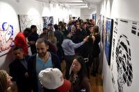 Jonathan Lindsay solo exhibition opening #125