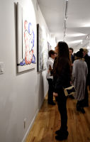 Jonathan Lindsay solo exhibition opening #123