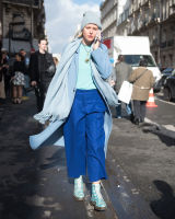 Paris Fashion Week Street Style #10