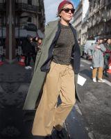 Paris Fashion Week Street Style #6