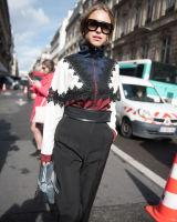 Paris Fashion Week Street Style #7