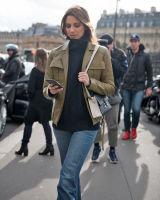 Paris Fashion Week Street Style #16