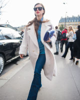 Paris Fashion Week Street Style #8