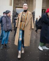 Paris Fashion Week Street Style #19